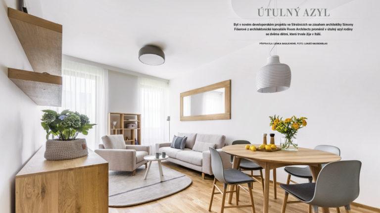 Moderní byt, listopad 2018